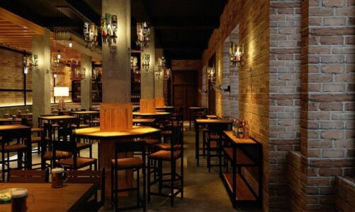 Ultimate Restaurant Design Ideas in a Small Budget